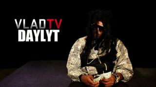 Exclusive! Daylyt Reacts to 'Lifeline': I'll Charge Safaree 5 Mil For Verse (@daylyt2k)
