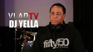 Exclusive! DJ Yella: I Haven't Worked On Music With Dr. Dre Since 1991 (@dj_yella)