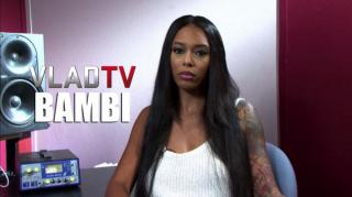 Image: Bambi From Love & Hip-Hop: People Shouldn't Glorify Baby Mamas