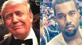 Image: Donald Trump: I Hope to Run Against Kanye in Future Election