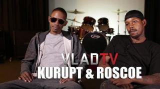 Image: Kurupt & Roscoe: In Emceeing There Are No Ghostwriters