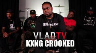 Exclusive! KXNG Crooked: I'm Still Drake Fan Despite Ghostwriting Rumors (@crookedintriago)