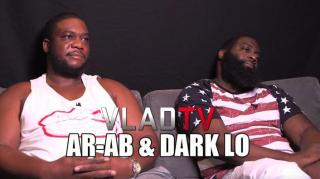 Exclusive! Ar-Ab & Dark Lo: Police Approached Us Over Meek Mill Beef (@AssaultRifleAB @obhdarklo)