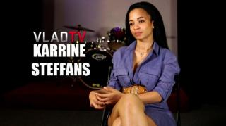 Exclusive! Karrine: Women Become Porn Stars When Something Is Wrong (@karrineandco)