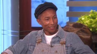 Image: Pharrell On Presidential Election: It's Hillary Time