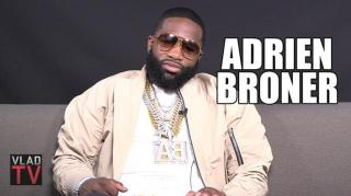 Image: Adrien Broner on Having 7 Kids with 6 Baby Mamas