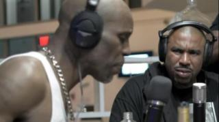 DMX Gives Powerful Prayer on N.O.R.E. and DJ EFN's Drink Champs Podcast