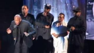 NWA's MC Ren Calls Out Gene Simmons During Rock & Roll Hall of Fame Speech
