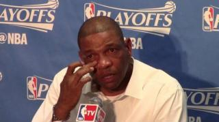 Doc Rivers Brought to Tears Before Loss to Portland