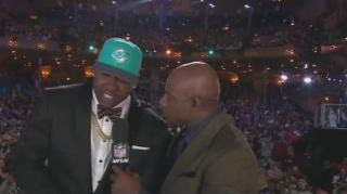 Laremy Tunsil Addresses Bong Video With Deion Sanders During NFL Draft