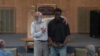 Image: Craig Mack Reappears from Years of Obscurity, Raps in a S.C. Church