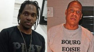 "Image: Pusha T Links Up With Jay Z for New Song, ""Drug Dealers Anonymous"""