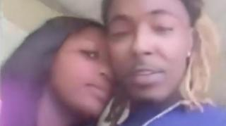 Image: Atlanta Couple in Viral Gas Station Shootout Speak Out on Situation