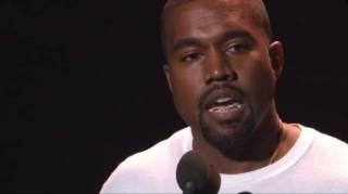 Image: Kanye West Yells 'I See You Amber' During 4 Minute Rant at VMA's