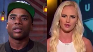 "Image: Charlamagne Gives Tomi Lahren ""Donkey Of The Day"" for Kaepernick Rant"