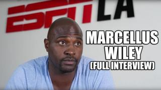 'The Vlad Couch' ft. Marcellus Wiley (Full Interview)