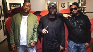 Image: Beanie Sigel Responds to Getting KO'd & Telling Meek Mill to Ignore Drake