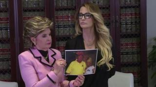 Image: Adult Film Star Jessica Drake Claims Donald Trump Offered Her $10k for Sex