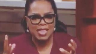 Image: Oprah Winfrey Says She's for Hillary Clinton