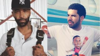 Image: Joe Budden Says Drake's Downfall Will Be His Arrogance