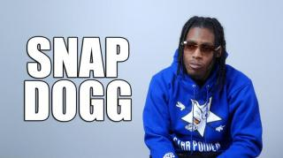 Snap Dogg Explains Snoop Dogg Comparisons & Beef with Rich The Kid