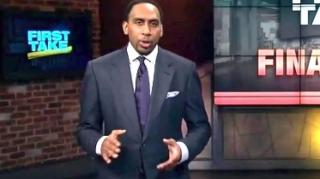 Image: Stephen A. Smith Asks Black Americans to Recognize Trump's Presidency