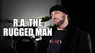 "R.A. the Rugged Man on Grammys Choosing ""Non-Thuggish"" Artists"