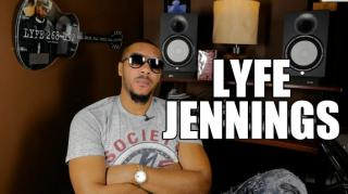 Lyfe Jennings on Getting 11-Year Bid at 14, Even Though He Didn't Do the Crime