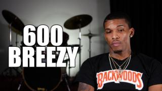 600 Breezy Addresses Army Tank Situation, People Stealing Army Guns