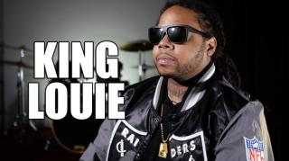 King Louie on Chicago Rappers: Hate Made Sure They Didn't Get Shine