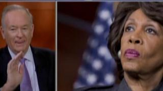 Image: Bill O'Reily Disrespects Maxine Waters: She Has on a James Brown Wig