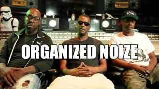 Organized Noize on Sleepy Brown Using Curtis Mayfield's Style, Curtis Co-Signing