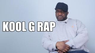 Image: Kool G Rap: For Each One of My Friends I Lost, They Laid Down 6 People