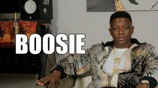 Boosie on Earning Money to Support His Mom After His Dad Died