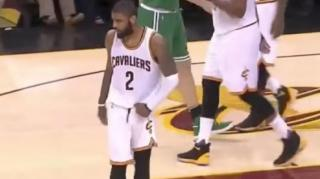 Image: The Cavaliers Win Game 4 Behind Kyrie's 42 Point Masterpiece