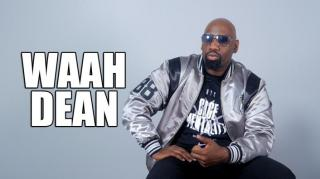 Waah Dean on DMX Battling Jay Z: DMX Had an Edge with the Street Element