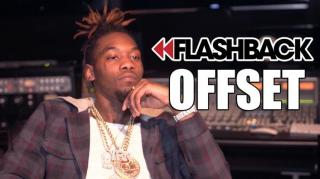 Flashback: Offset: Everybody is Rapping like the Migos Right Now