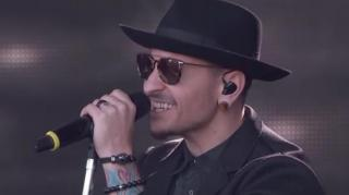 Image: Linkin Park Singer Chester Bennington Dead in an Apparent Suicide