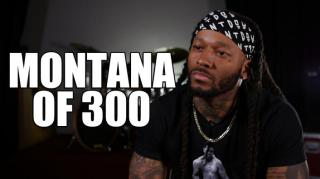 "Montana of 300 on Calling Rappers Wearing Chokers ""Gay Slaves"""