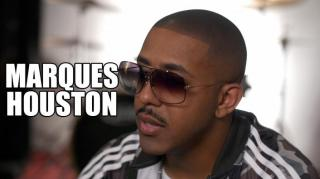 "Marques Houston on ""Go Home Roger"", Making More Money with TV than Music"