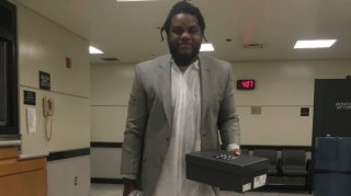 Image: Fat Trel Released from Prison
