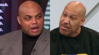 Image: Charles Barkley Rips LaVar Ball: I Just Don't Like the Guy at All (Audio)