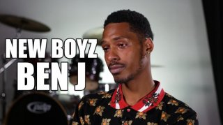 Ben J (New Boyz) Cries as He Details Killing an Armed Home Invader