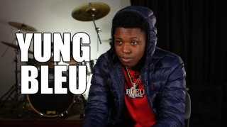 Yung Bleu on Signing to Boosie After Sending DM to Boosie's Brother