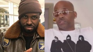 "Image: Dame Dash Calls for Hot 97 to ""Bench"" Funk Flex After Going at His Family"