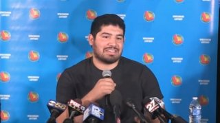 Image: Winner of $768 Million Powerball Revealed to Be 24-Year-Old WI Man
