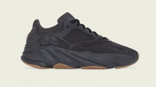 "Adidas Yeezy Boost 700 ""Utility Black"" Scheduled for June 29 Drop"
