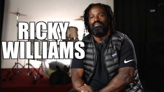 Ricky Williams on Signing to Master P's No Limit Sports, Making Bad NFL Deal
