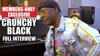 Crunchy Black Full Interview (Members Only Exclusive)