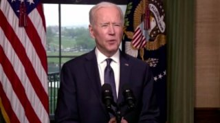 Image: Biden Announces US Troops Will Be Fully Withdrawn from Afghanistan by Sept. 11